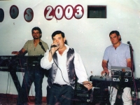 EL CHAVO - JULIAN RODRIGUEZ - JOSE MARIA HANSEN