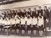 1968 -   Directora María del Carmen Díaz. Club Juventud Deportiva