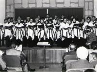 1976 -  Director Mario Majnaricj.  20 aniversario del epartamento de cultura