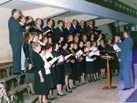 1998 - Director Mario Majnaric  reencuentro 20 aniversario puede ser 3 sep 1988
