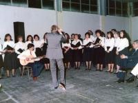 1986 -  Director Julio Rollhaiser  Bodas de plata Escuela Técnica